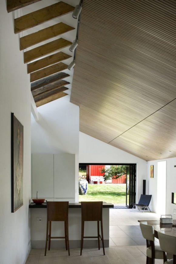 Moelvens spilepanel gir rommet et unikt uttrykk