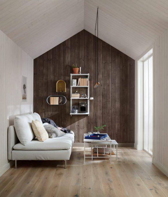 Få et naturlig uttrykk i hjemmet ditt med panel